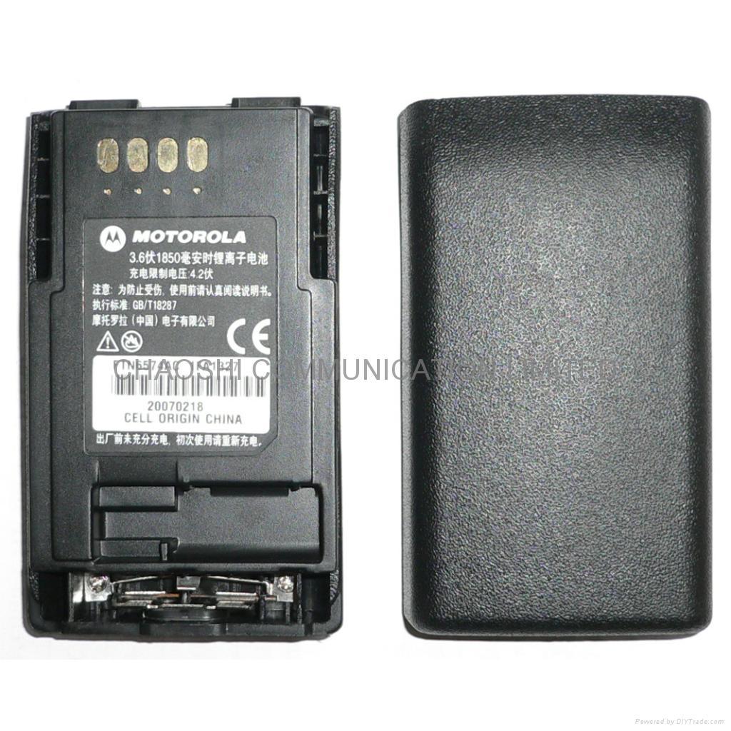 FTN6574摩托罗拉MTP850电池 1