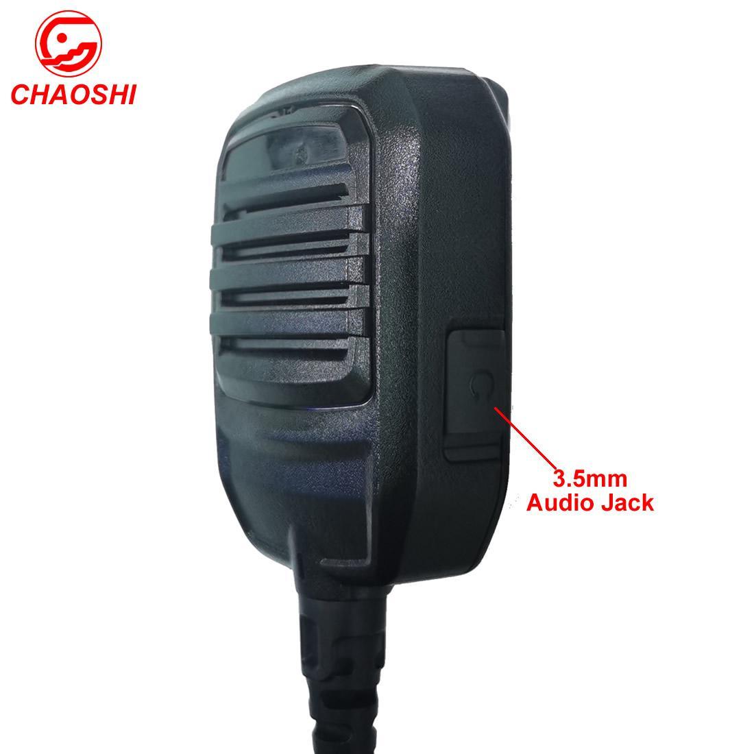適用於Hytera PD600對講機話筒SM26N1 4