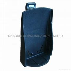 JMZN4023 Plastic carry holder with swivel belt clip