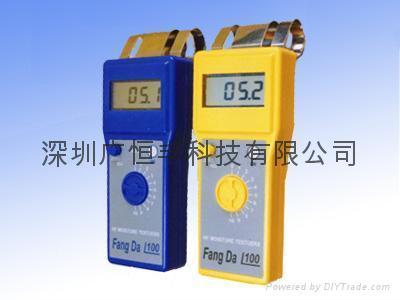 高周波木材水分仪 1