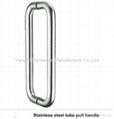 PH-001Y-D 不锈钢玻璃门管拉手 1