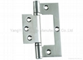 2543-2BB SS Stainless Steel Non-Mortise Hinge(AISI Fast Fix Hinge) 1