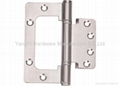 SS27435 Stainless Steel Flush hinges(fast fixing hinge)