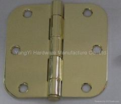 SH042235-5/8R LP PB 铁合页(抽芯)