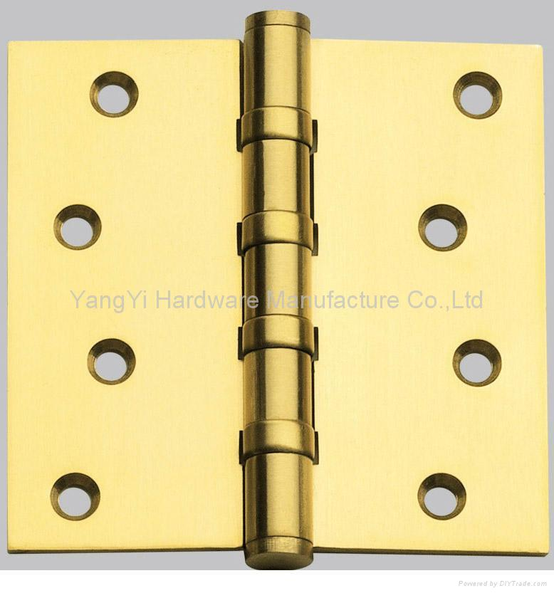 BH3044-4BB FT SB Brass Hinge