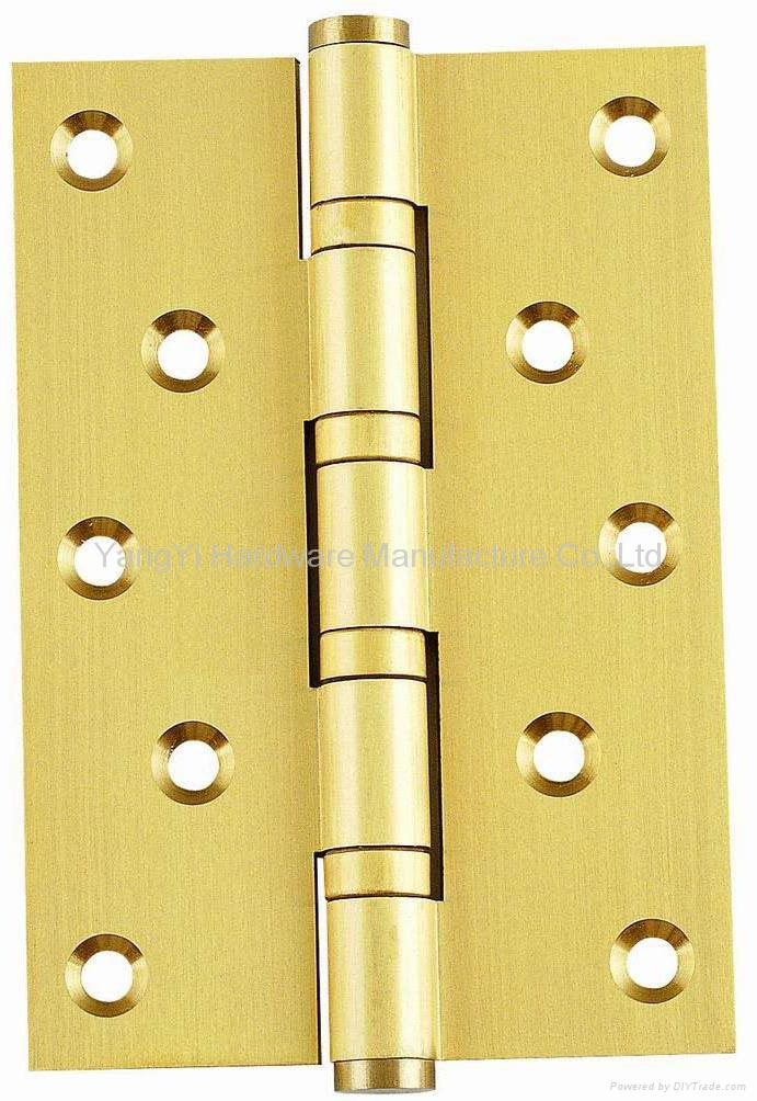 BH3053-4BB FT SB Brass Hinge 1