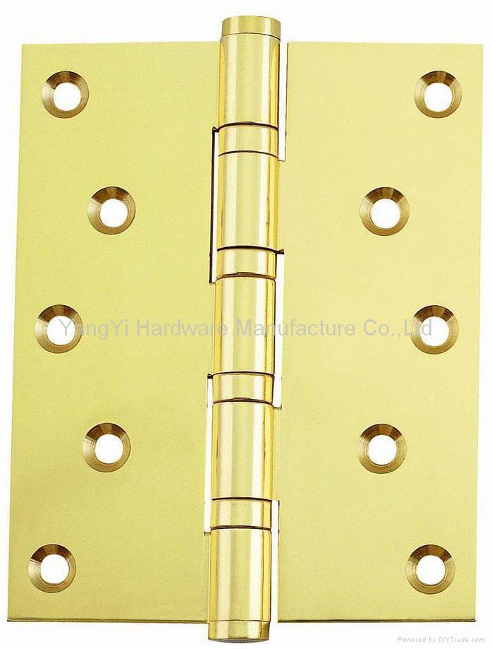 BH30535-4BB FT PB Brass Hinge 1