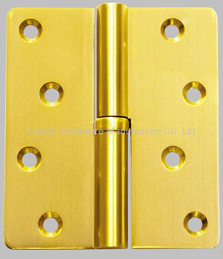 BH30435 R PL Brass Assemble Hinge 1