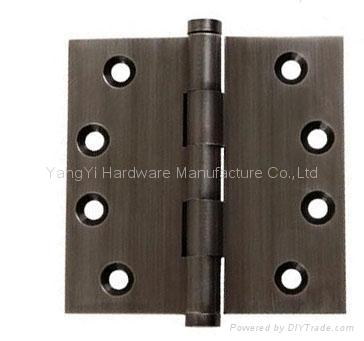 BH3344 FT US17A  Brass Hinge 1