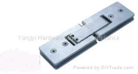 YY-011 180°Glass Hinge(clamp) 1