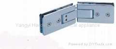 YY-012 135° Glass Hinge(Clamp)