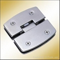 YY-007 180°Glass Hinge