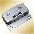 YY010 90°Glass Hinge(double side) 1