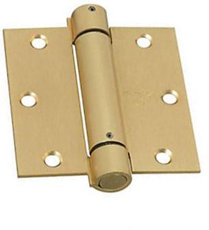 SH2233 SPR PB ANSI  Steel spring Hinge 1