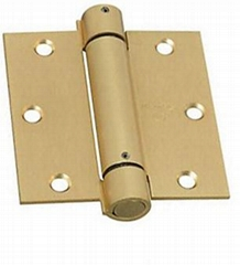 SH2233 SPR PB  ANSI鐵彈簧鉸 UL 認証