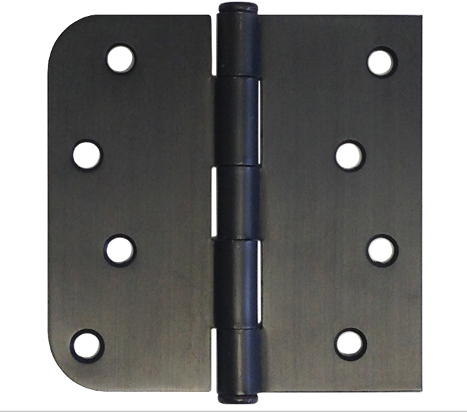"SH14 3044 US10B Square x5/8""R Steel Hinge"