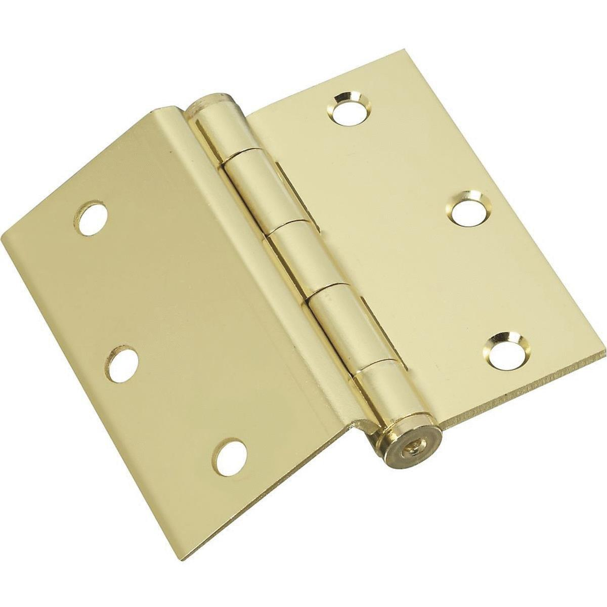 National Square Half Surface steel  Hinge 1