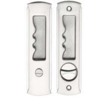 SDL002系列 35mm-BK 單邊 移門鎖 1