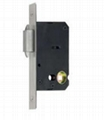 SDL002  Silding Door Lock(50mm-BK Double)