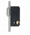 SDL002系列 50mm-BK 雙邊 移門鎖