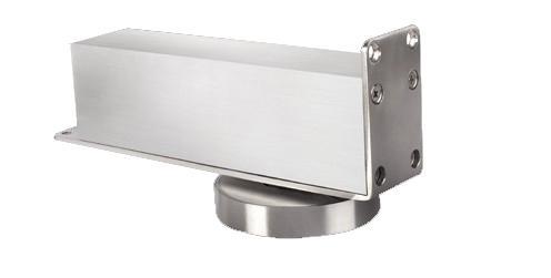 7504 隱藏式閉門器(木門或金屬門門夾) 1