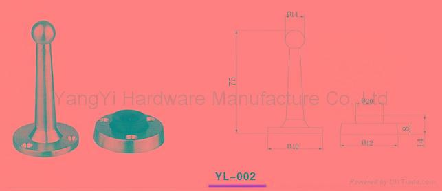 YYSD-013 Magnetic Door Stopper