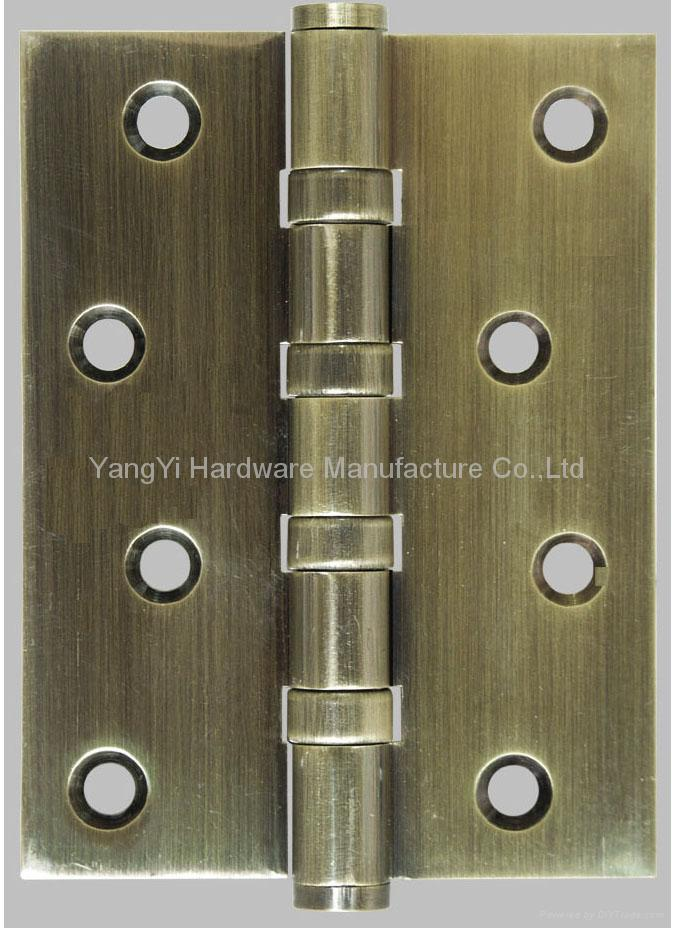 BH3043 4BB FT AB Brass Hinge