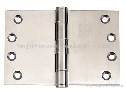SS3446 PN FT SS Wide Stainless Steel Hinge 1