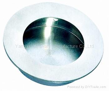 YYSFH-02 不锈钢椭圆拉手 1