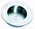 YYSFH-02 Stainless Steel Circle Furniture Handle