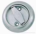 YYSFH-03 Stainless Steel Recessed Cup Furniture Handle