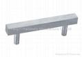 SKCH-05 不锈钢直棒橱柜拉手( 圆脚) 1
