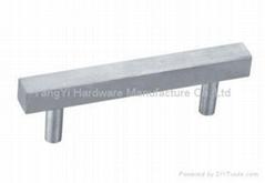 SKCH-05 不锈钢直棒橱柜拉手( 圆脚)
