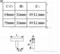 SKCH-09 Stainless Steel Kitchen Cabinet  T Handle