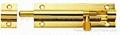 BNB-06 US3 Brass Barrel Bolt(round)