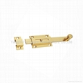 BNB-19 PL  Brass Door  Bolt