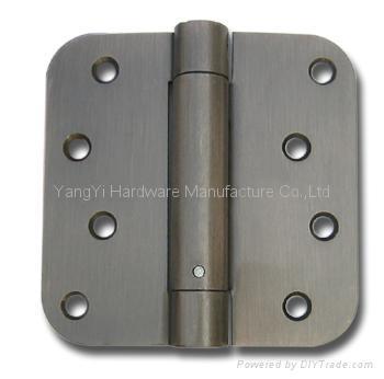 SH2844-5/8R SPR AN  Steel spring Hinge(UL cerification)