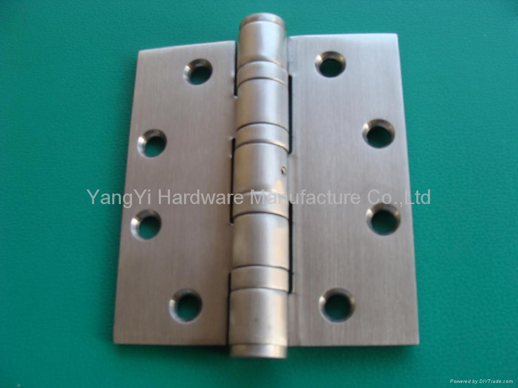 SS24 45454-4BB NRP SS Stainless Steel Heavy Duty Hinge/Commercial Hinge 1