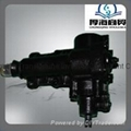 Mitsubishi power steering rack and pinion /steering gear MB636331 for v31 V76 L2