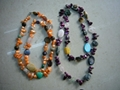 Gemstone with pearl necklace  4