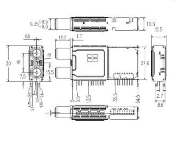 FULL-NIM(Contain DVB-S2X)  FTS-2260BH/FTS2260BV/FTS-3166 2