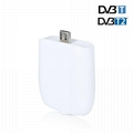 Lesee U6 DVB-T T2 USB TV Dongle for Android 2