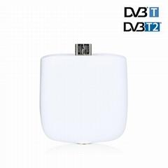Lesee U6 DVB-T T2 USB电视接收器