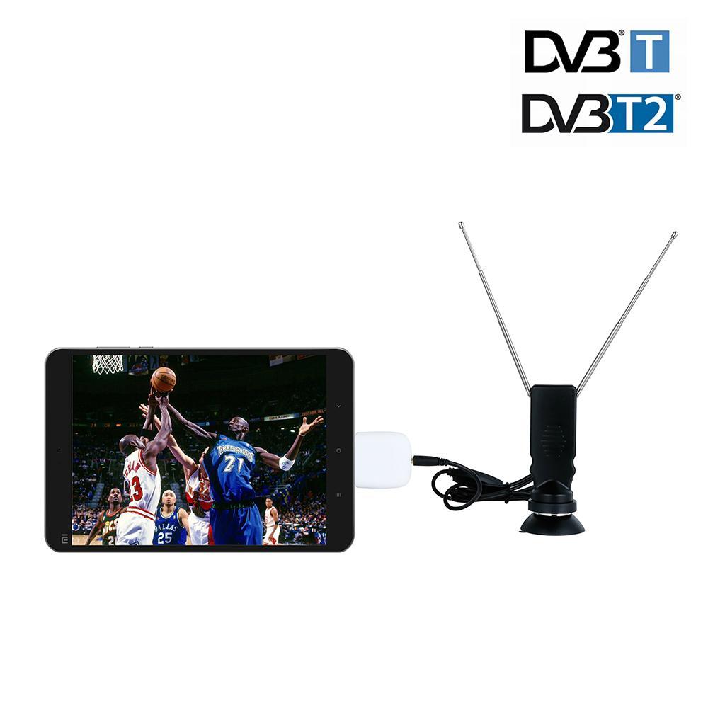 Lesee DVB-T T2 USB安卓平板電視接收器 4