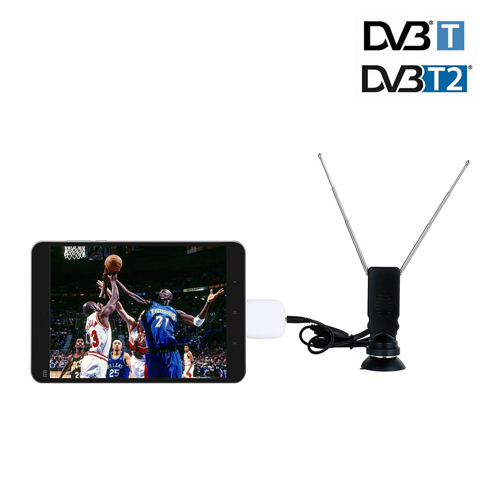 Lesee DVB-T T2 USB pad tv tuner for Android 4