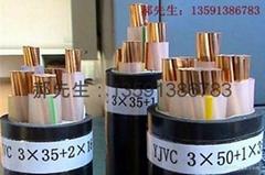 銅包鋁電纜生產廠家 yjcv電纜廠家 yjvc電纜廠家