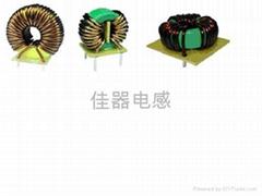 锰芯铁粉芯铁硅铝磁环电感线圈