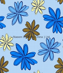 100% Polyester Printed Fabric