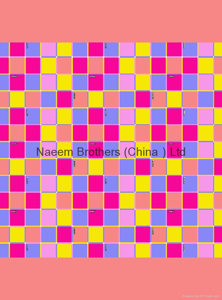 100% Polyester Printed Fabric 2