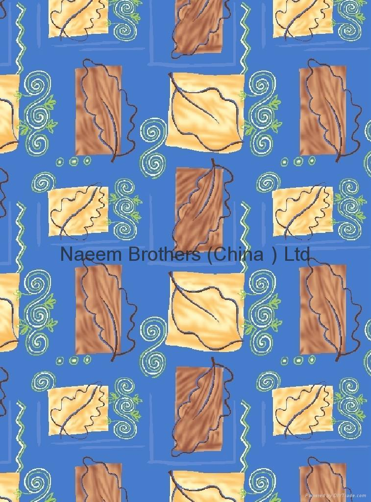 100% Cotton print fabric 1